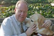 roselle cane labrador che salva il padrone non vedente nell'attentato dell'11 settembre